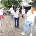 Case investigation to a Positive (+) Rapid Dengue Test (RDT) patient done at the Rural Health Unit