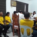 Committee Meetings re: Brgy. Revenue Code of Carmen and Supplemental Budget No. 1 for CY 2019
