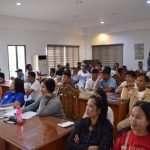 """Meeting with Farmers """"""""Usapang Palay"""""""" held at the Sangguniang Bayan Session Hall, Anao, Tarlac"""