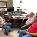 Pagpupulong para sa Ibat-ibang Programa mula sa Kagawaran lalo na ang mga Makinaryang Pansakahan