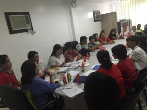 Mayor Betty Badar Lacbayan meeting with Anao Fragrance Cooperative, Malikhaing Mamamayan ng Anao and San Jose North and San Jose South group  (4)