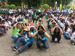 1st Quarter National Simultaneous Earthquake Drill