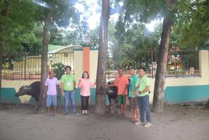 August 09, 2018 Carabao Dispersal Project